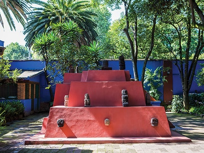 Casa Azul  Mexico City  Mexico