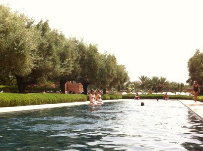 Beldi Country Club Marrakech  Morocco