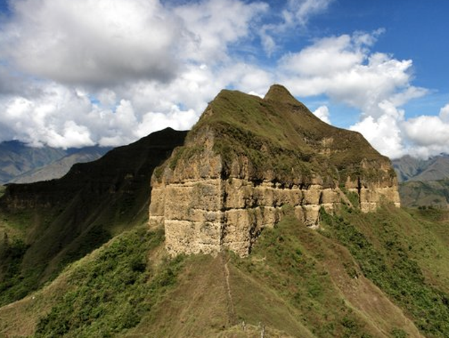 when I get there I will hike Cerro Mandango!