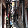 Shanghai Old Street Shanghai  China