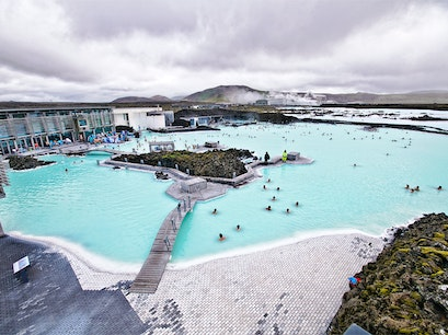 Blue Lagoon Thermal Spa Grindavik  Iceland