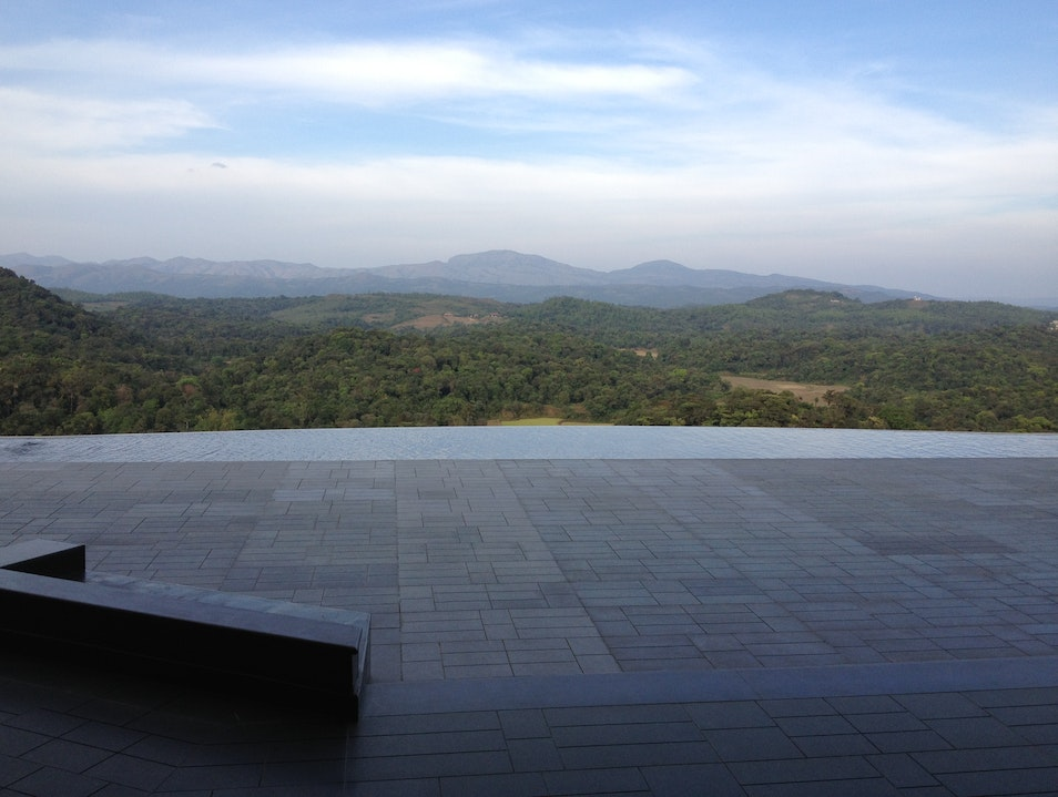 Is This the Coolest Hotel Lobby in the World? Madikeri  India