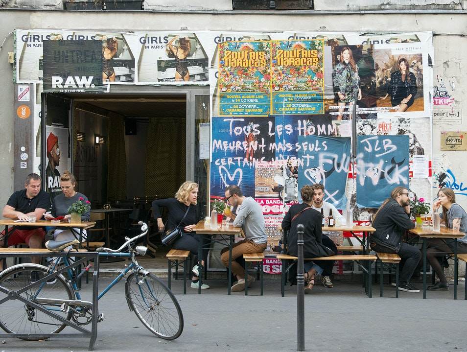 A Local's Guide to Paris: A French Speakeasy