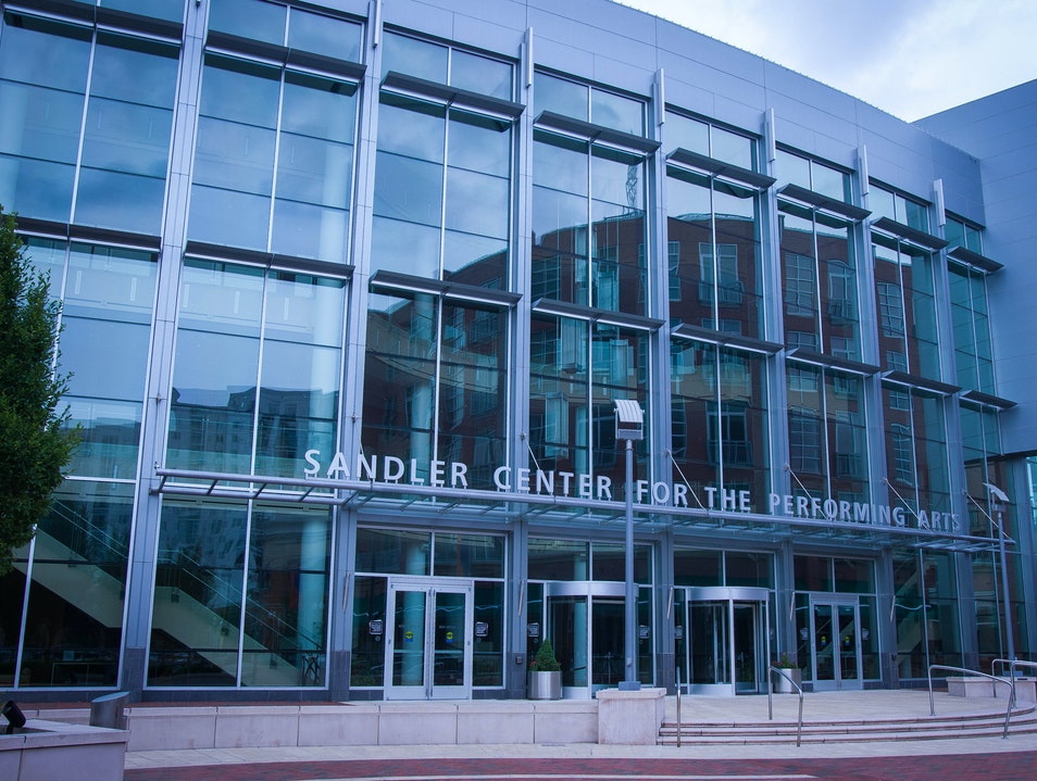 Modern Performing Arts Center  Virginia Beach Virginia United States