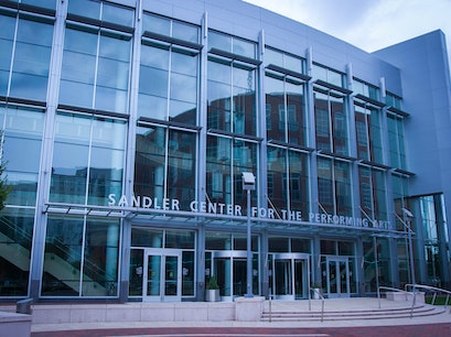 Sandler Center for the Performing Arts Virginia Beach Virginia United States