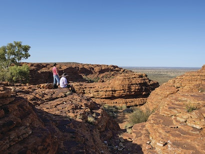 Kings Canyon  Petermann  Australia