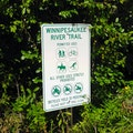Winnipesaukee River Trail Northfield New Hampshire United States