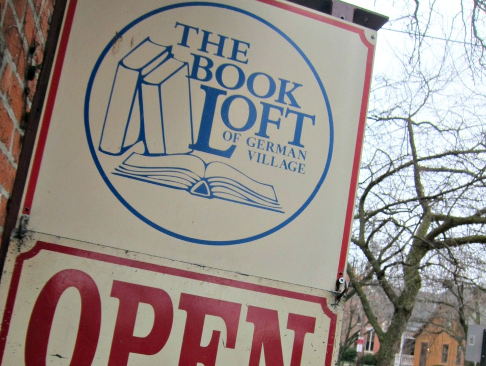 Get lost in Book Loft Columbus Ohio United States