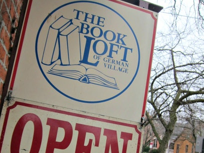 The Book Loft of German Village Columbus Ohio United States
