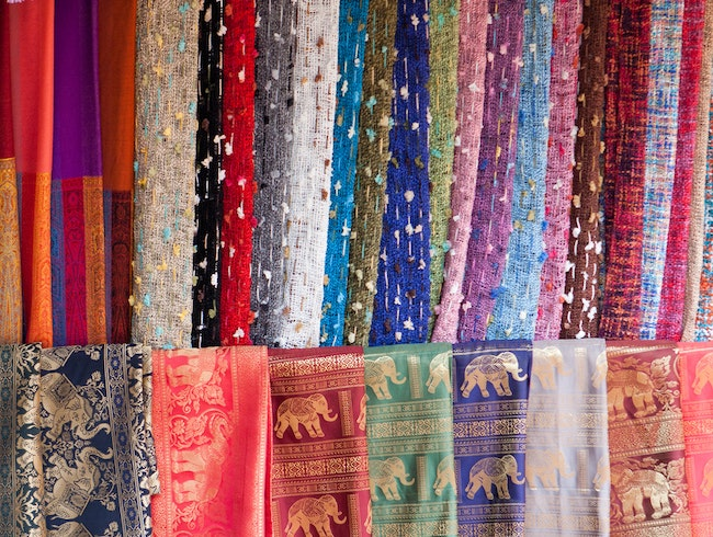 Where to Buy Thai Silk in Phuket