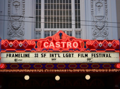 The Castro Theatre San Francisco California United States