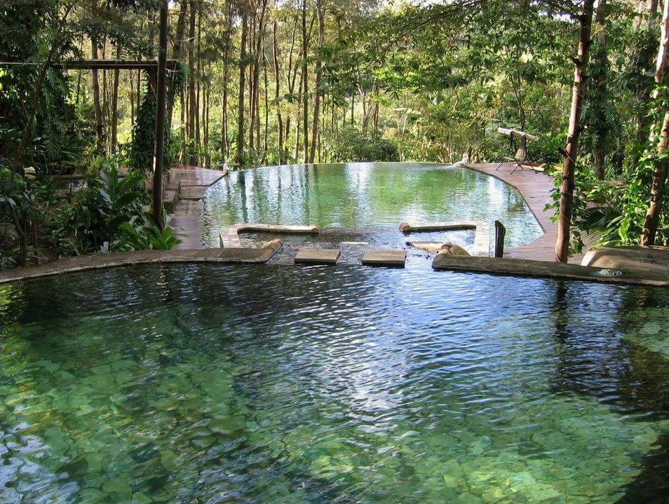 Enjoy El Salvador's Thermal Springs Apaneca  El Salvador