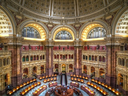 Library of Congress Washington, D.C. District of Columbia United States