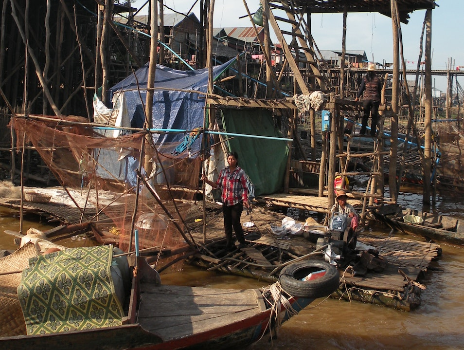 Tonle Sap Eco Tour - discover the pure eco-part of Cambodia
