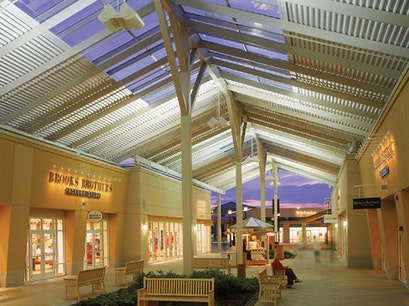 Chicago Premium Outlets Aurora Illinois United States