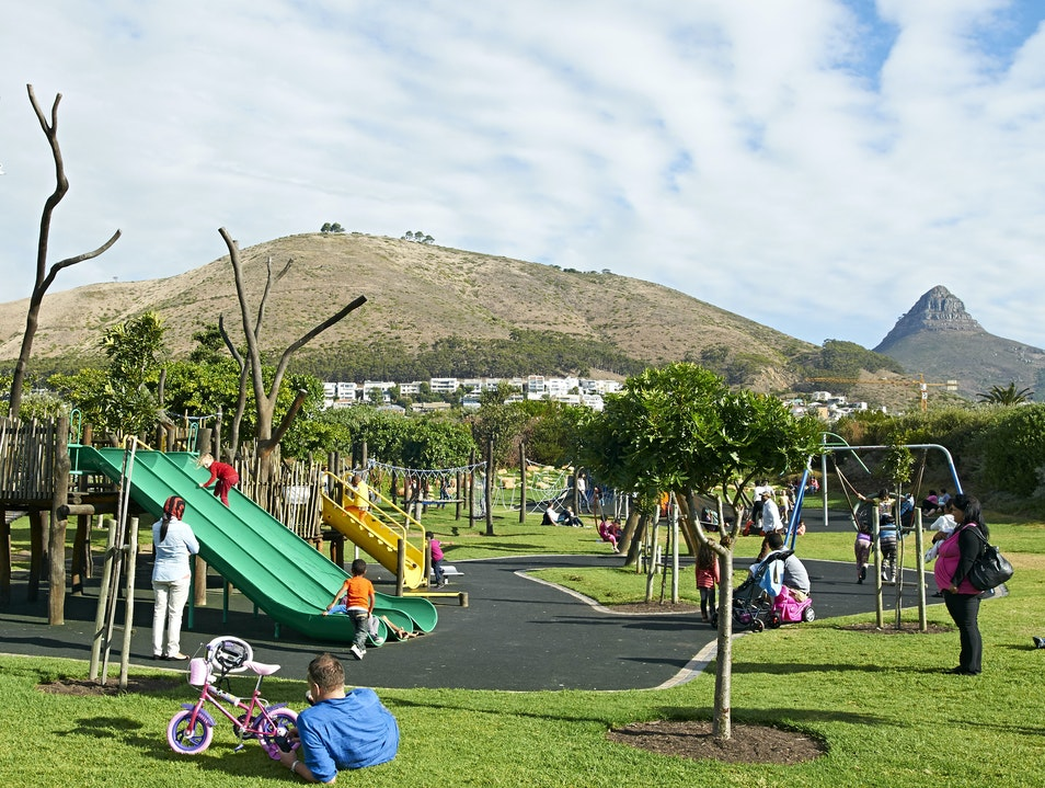 Green Point: Cape Town's Central Park  Cape Town  South Africa