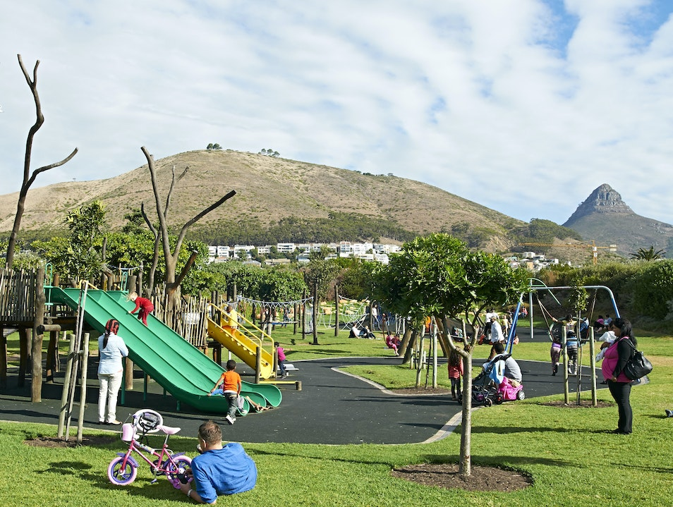 Green Point: Cape Town's Central Park