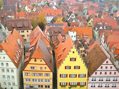 Rothenburg Rothenburg ob der Tauber  Germany