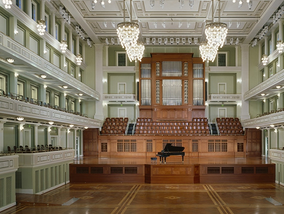 Classical Music and More at Schermerhorn Symphony Center Nashville Tennessee United States