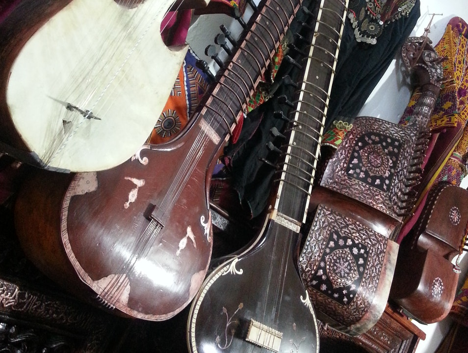 Shopping for Musical Instruments