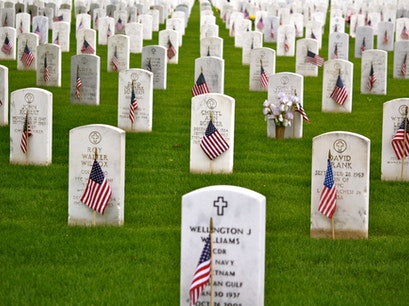 Fort Logan National Cemetery Denver Colorado United States