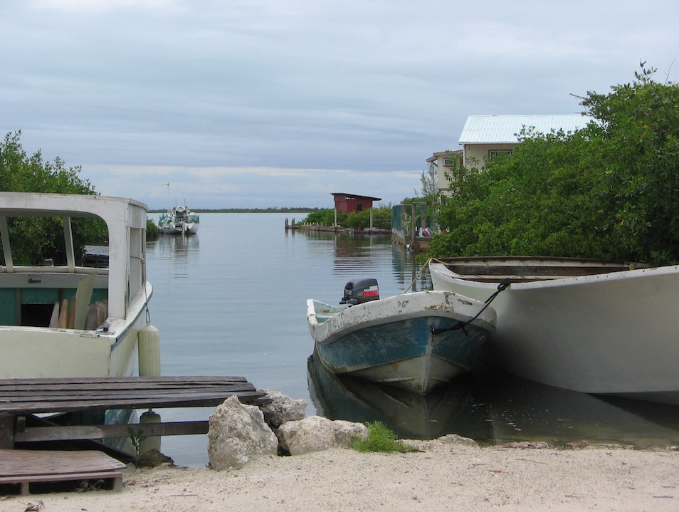In Search of Locals on Ambergris Caye