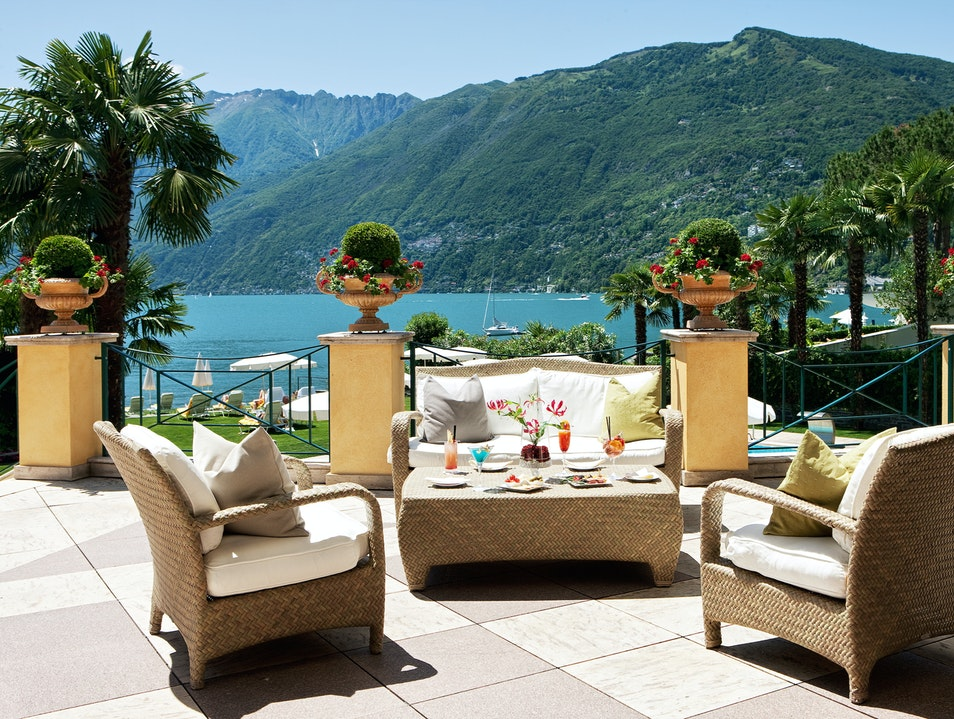 Hotel Eden Roc Ascona  Switzerland