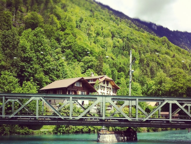 Interlaken afternoon