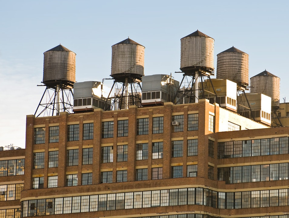 Water Towers New York New York United States