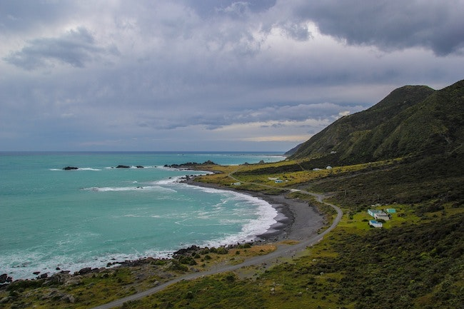 Driving to the Edge of the North Island
