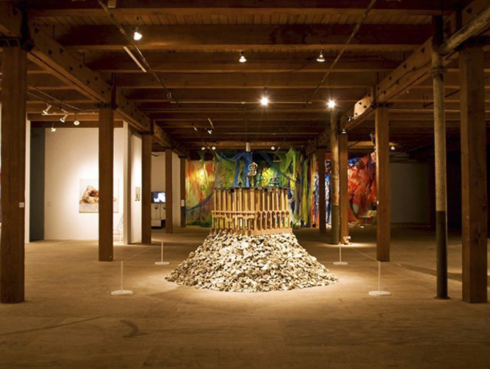 Cutting edge art exhibits not to be missed New Orleans Louisiana United States