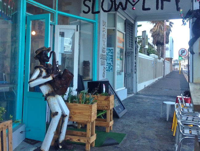 Sit and Unwind at Slow Life