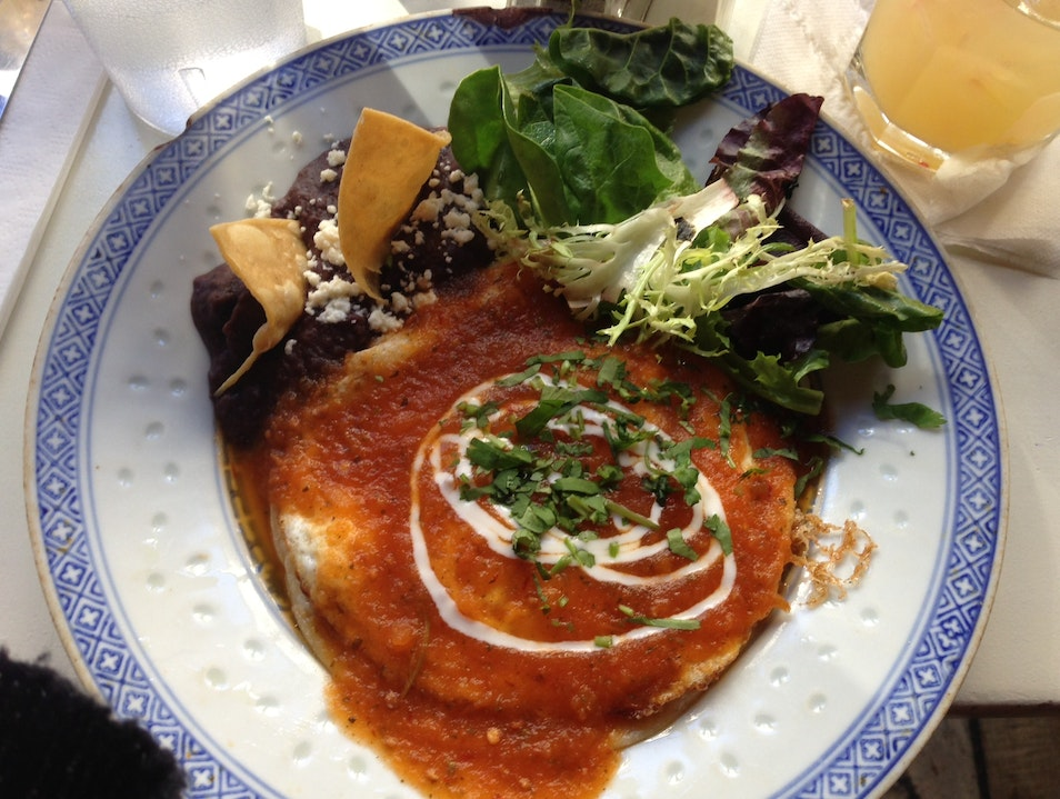 Mexican Cuisine in LES New York New York United States