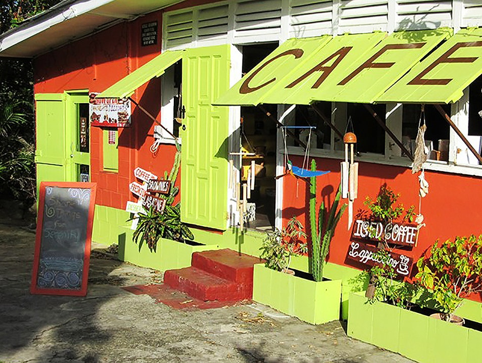 Shore Things Café Lambeau  Trinidad and Tobago
