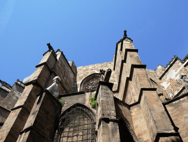 Gothic Quarter Cathedral