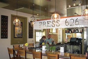 Press 626 Cafe & Wine Bar
