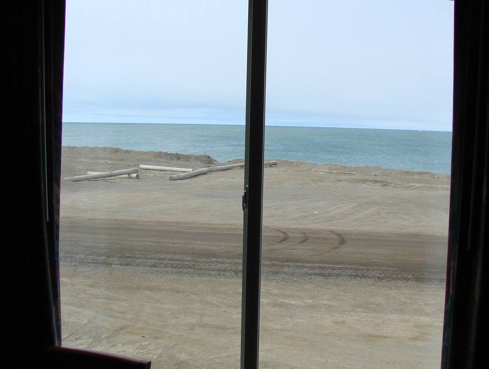 Room With A Special View Barrow Alaska United States
