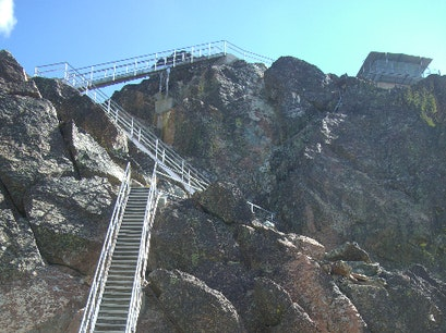 Sierra Buttes Fire Lookout Sierra City California United States