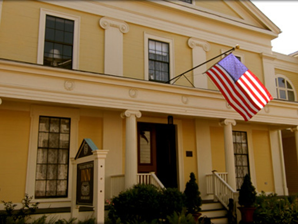 A Greek Revival Retreat Cambridge Massachusetts United States