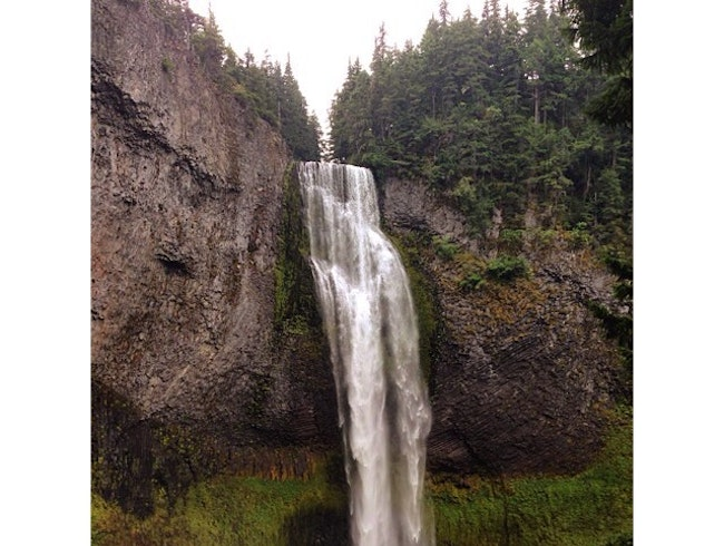 Subaru Road Trip Day 2: Salt Creek Falls