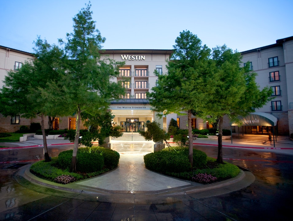 The Westin Stonebriar Frisco Texas United States