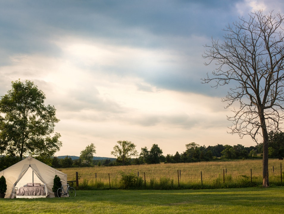 TerraVelo Cycling and Glamping Tours