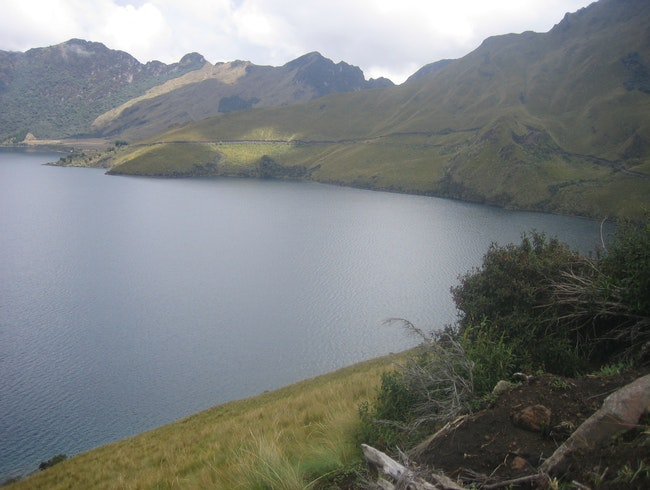 Commemorative Hike from Quito to Otavalo