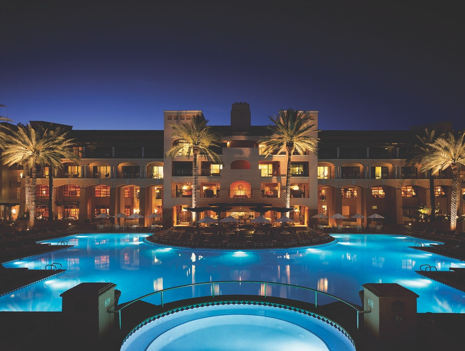The Fairmont Scottsdale Princess Scottsdale Arizona United States