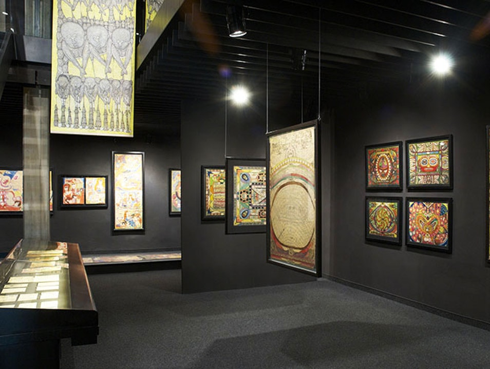 Collection de l'Art Brut Lausanne  Switzerland