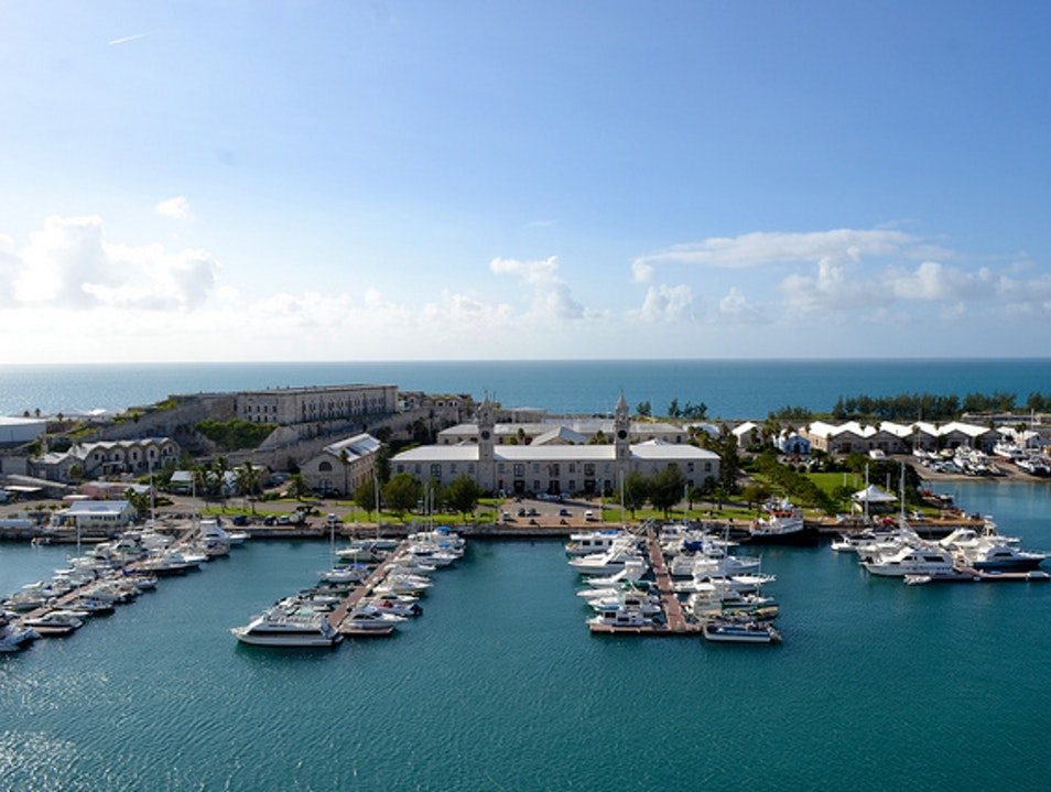 Summer Nights at Destination Dockyard St. George  Bermuda