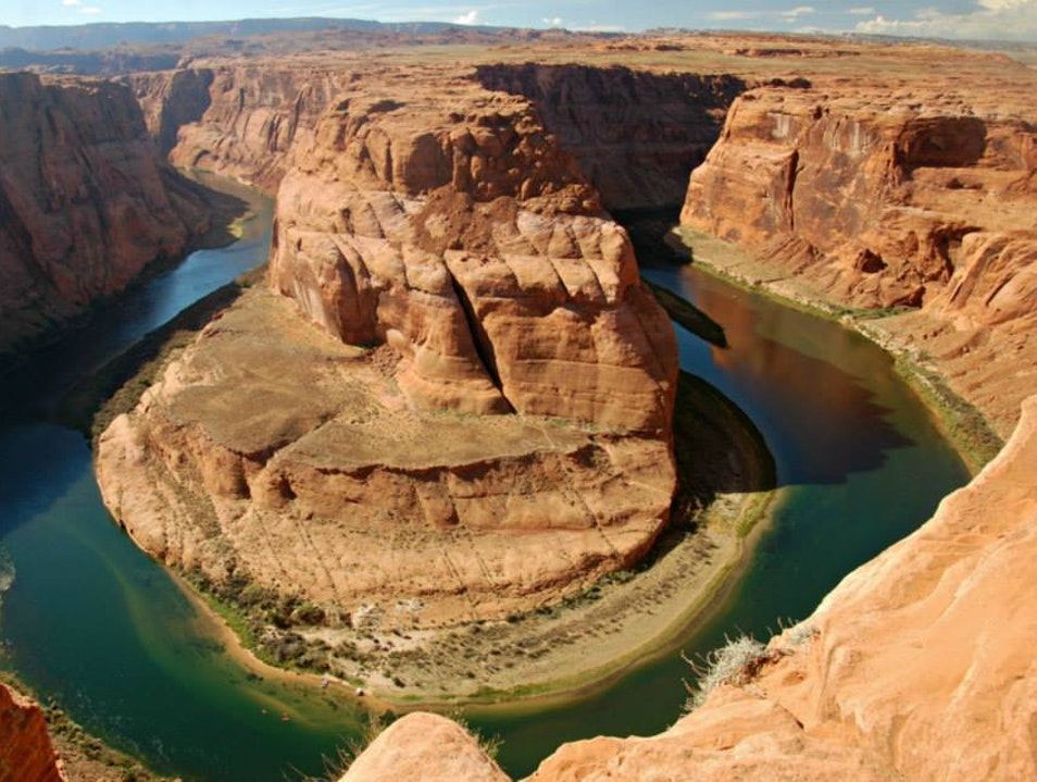 Unique View of the Colorado River!  Page Arizona United States