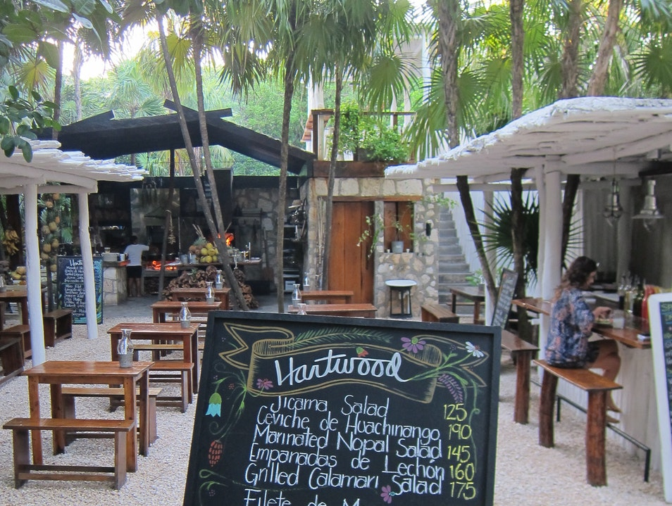 Mandatory Eating at Hartwood Tulum  Mexico