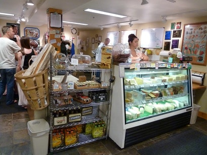 The Cheesemonger's Shop Leavenworth Washington United States