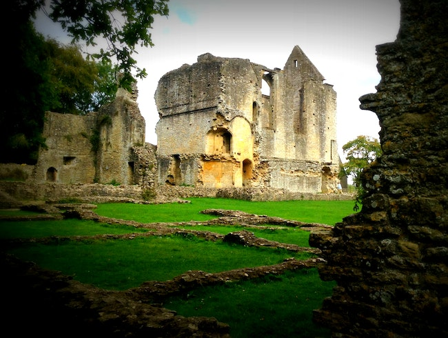 The Magic of Minster Lovell